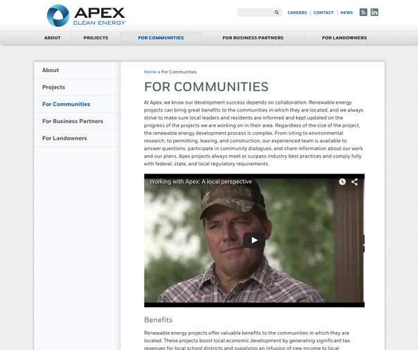 Web Apex4