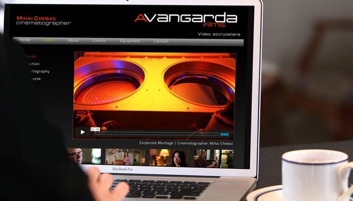 Web Avangarda 07